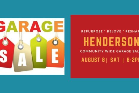 Henderson Community Wide Garage Sales