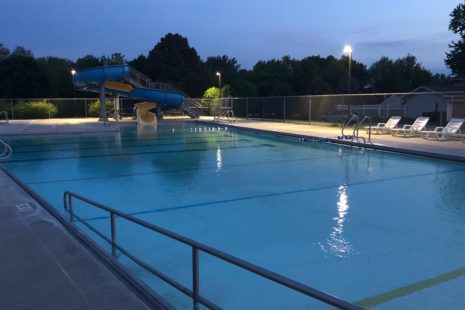 Pool Closes for the Season August 16