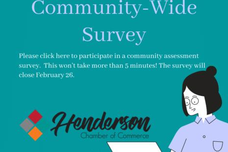 Community Assessment Survey